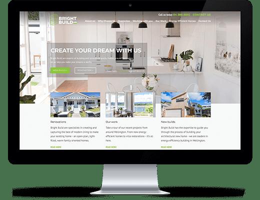 Bright Build Ltd - desktop