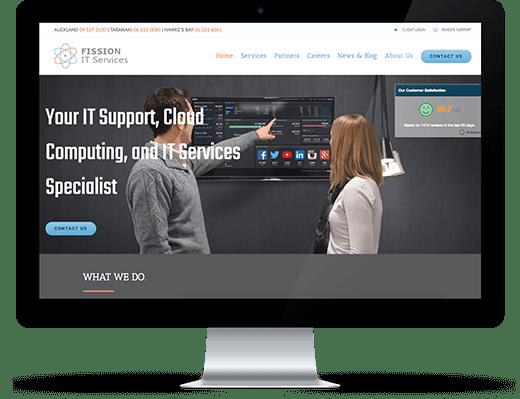 Fission IT Services - desktop